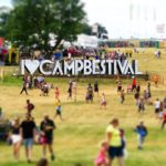 Camp Bestival excitement!