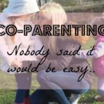 Co-Parenting; Nobody said it would be easy…