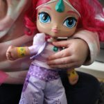 Imaginative Play With Shimmer & Shine