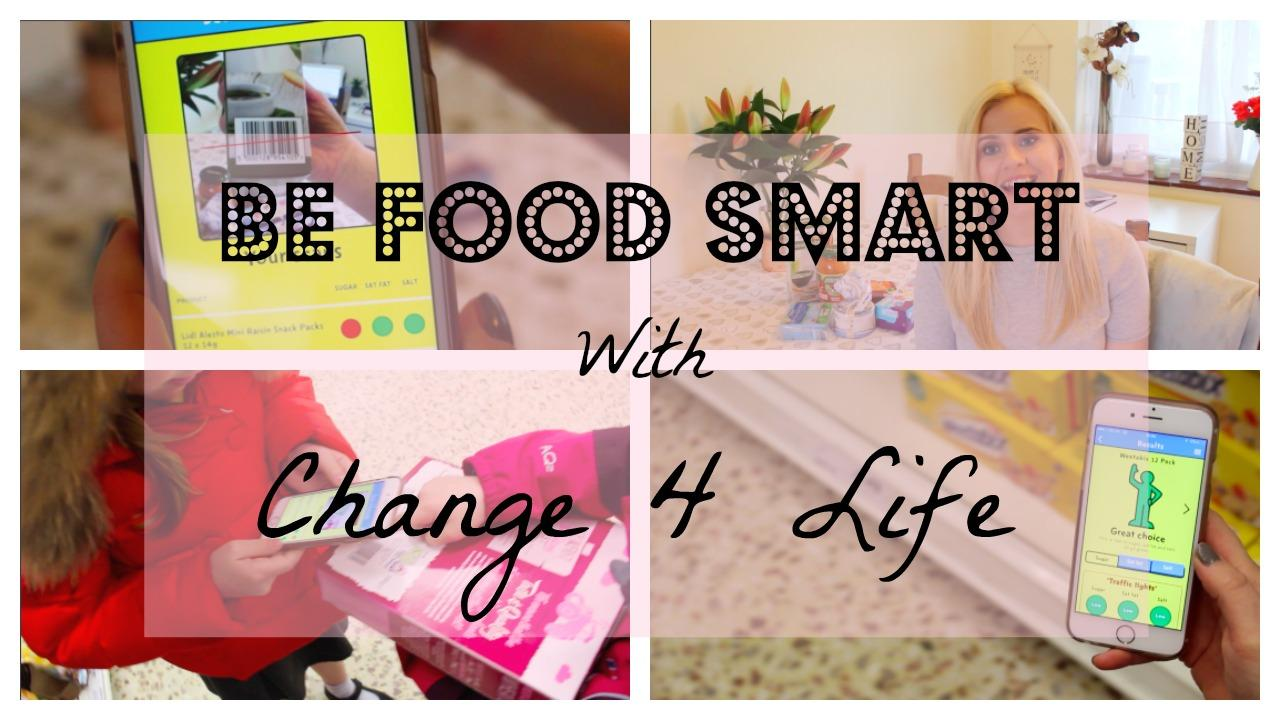 Change4life Be Food Smart App