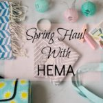 A Spring Haul With HEMA