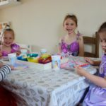 How Throw A Princess Tea Party