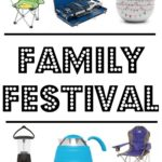 The Ultimate Family Festival Checklist