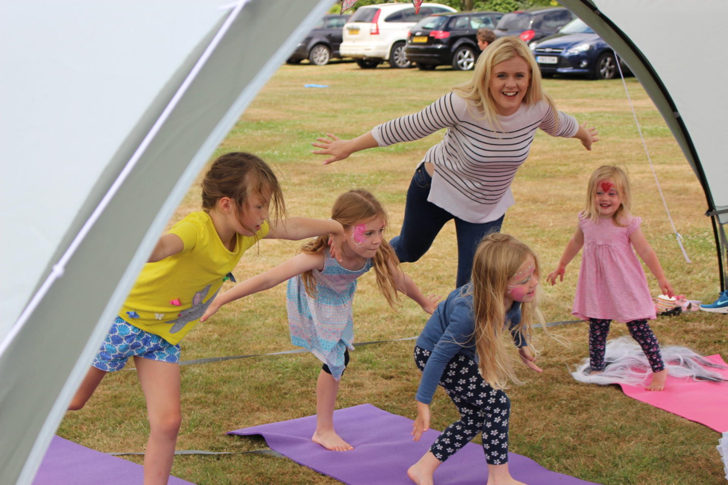 How to Get Fit & Have Fun as a Busy Mum