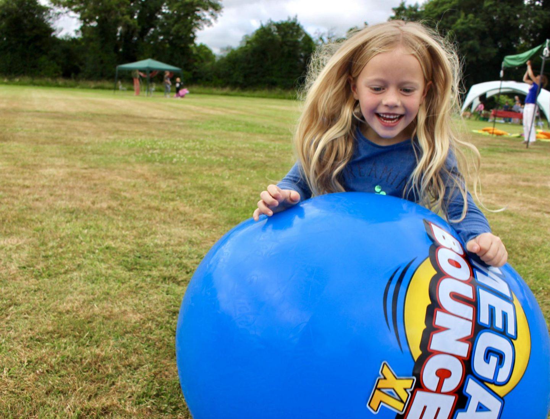 Wicked Mega Bounce Ball XL