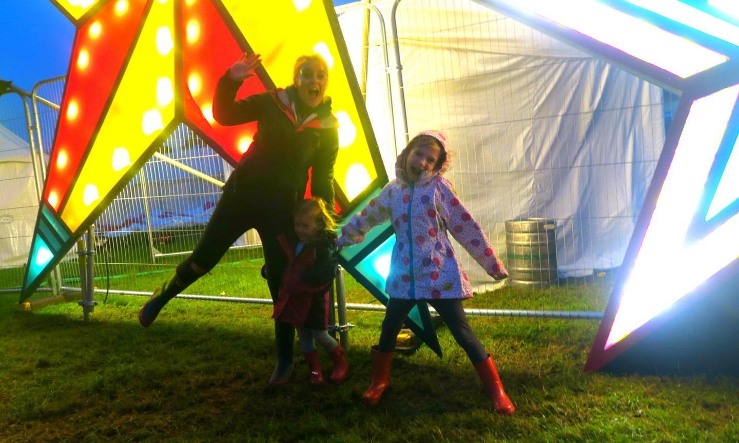 Everything Mummy at Camp Bestival 2017