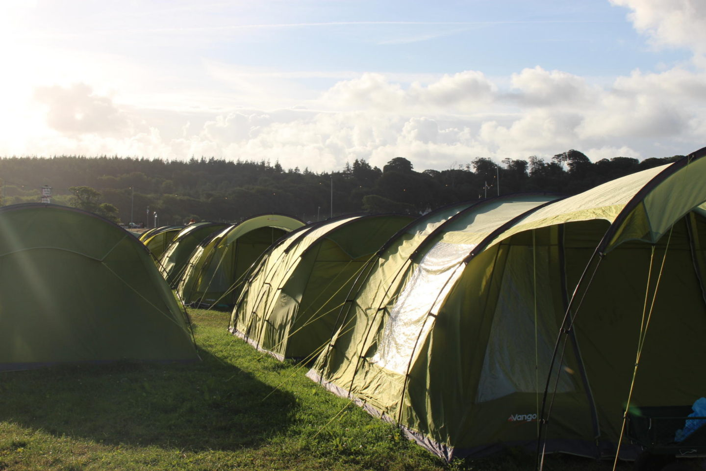 Pitch Village at Camp Bestival