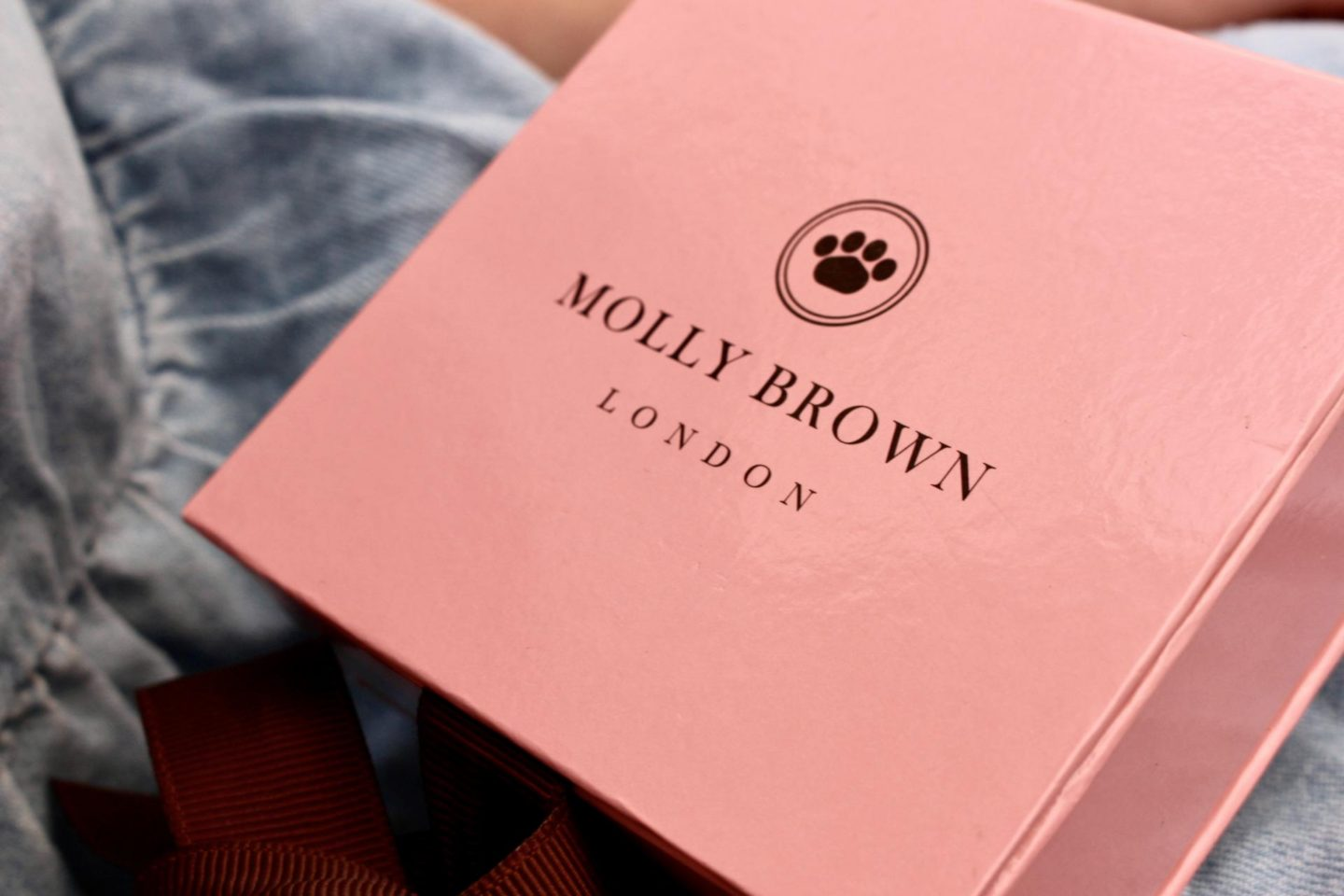 Molly Brown Pearl Station Necklace