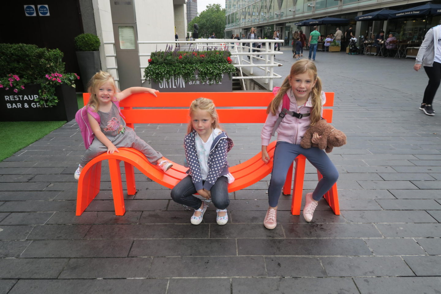 36 hours in London with Three Children