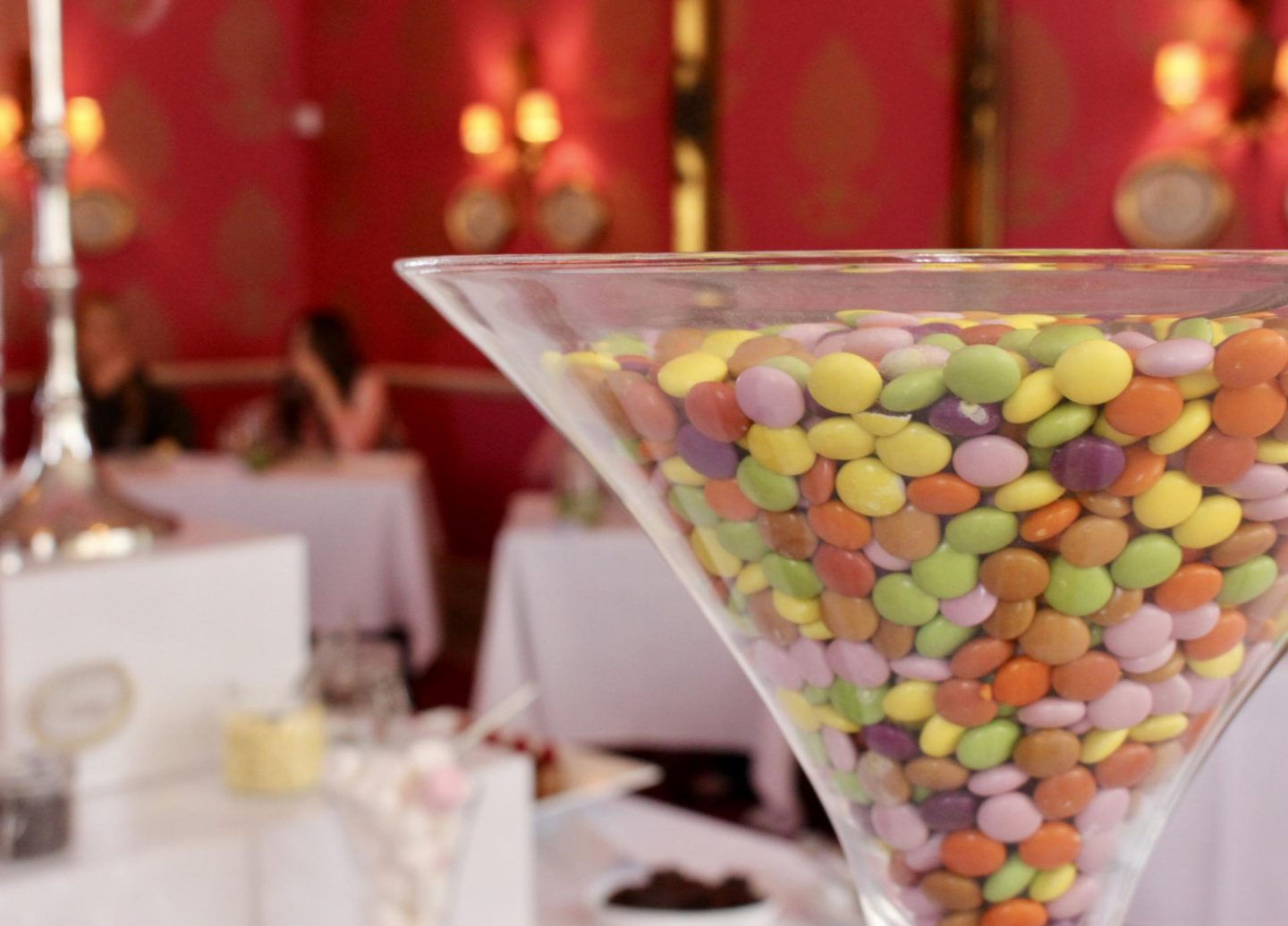 Chocolate buffet at Cottonwood boutique hotel
