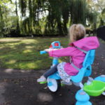 VTech 5-in-1 Stroll and Grow Trike & Our Very Own Tour de Trike