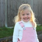 What my toddler wore..