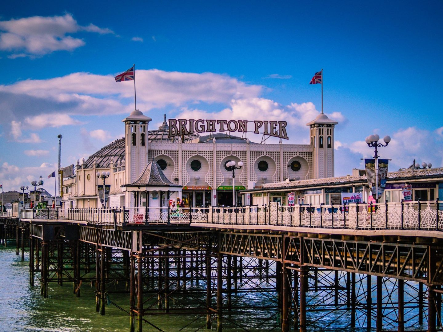family days out in Brighton