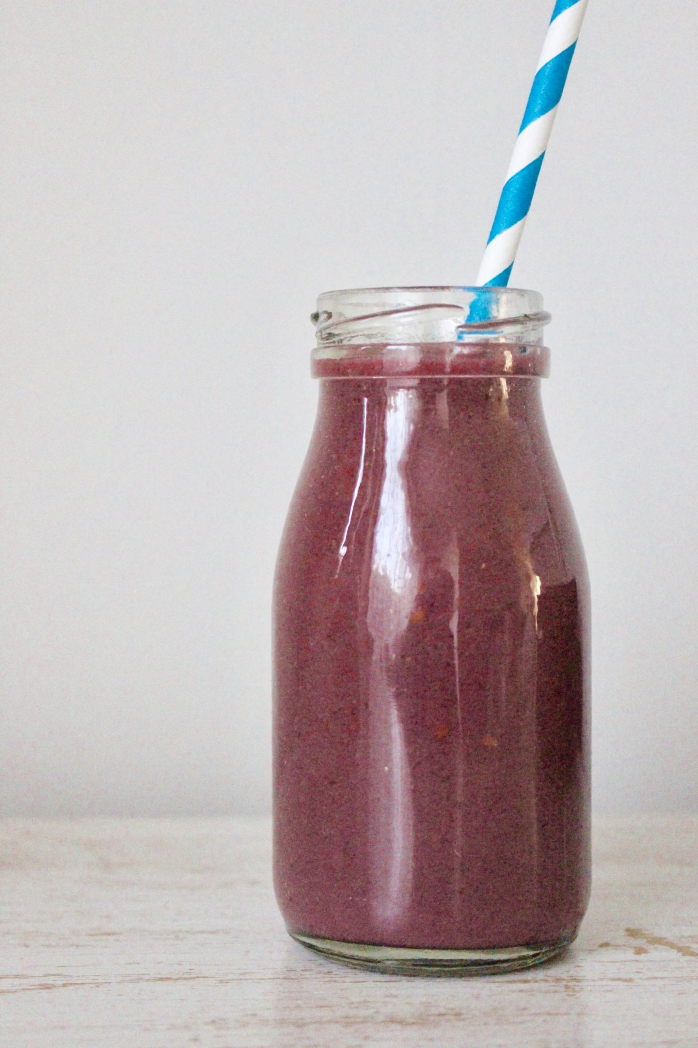 purple power smoothie recipe