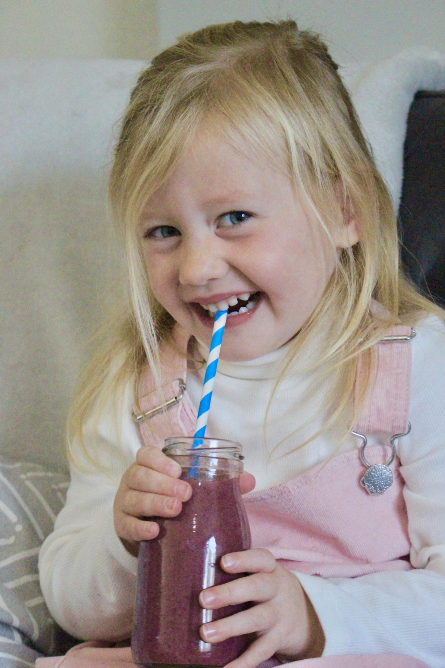 smoothie recipe's for kids