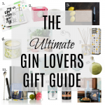 The Ultimate Gin Lovers Gift Guide!