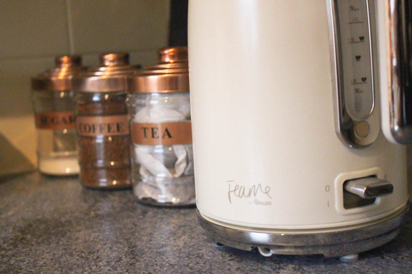 Fearne By Swan Kettle & Toaster Set