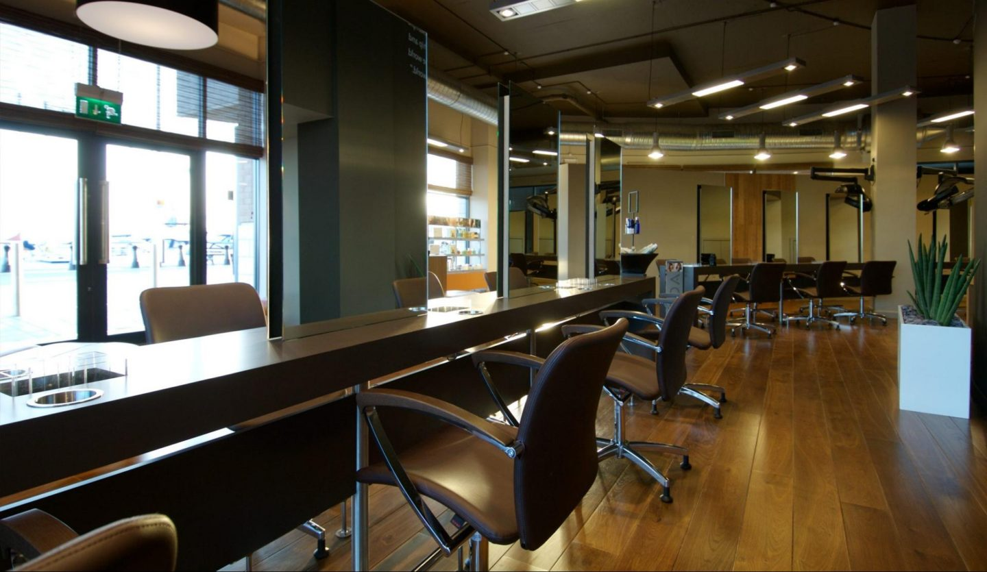 Robin James Poole Salon