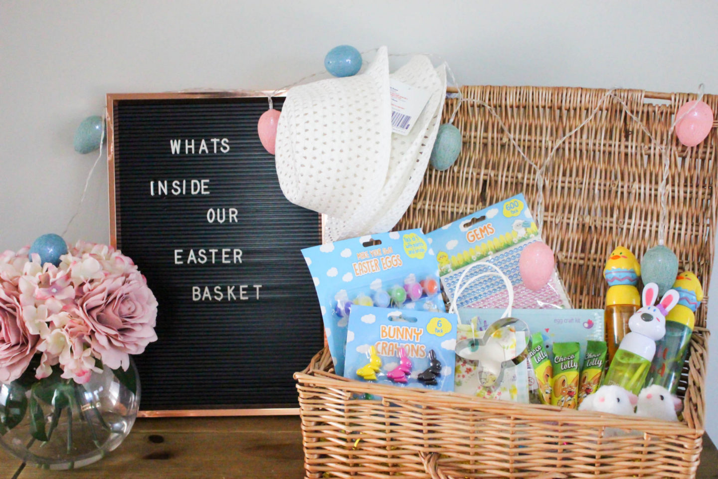 What's Inside Our Easter Basket?