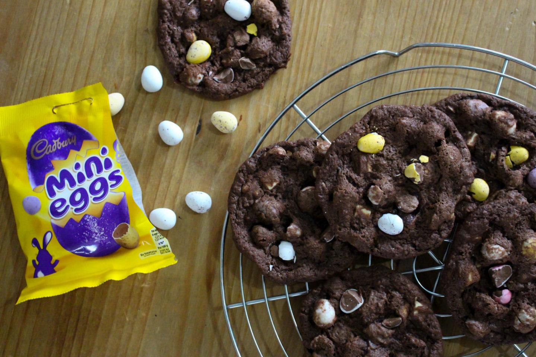 Delicious Mini Egg Cookies