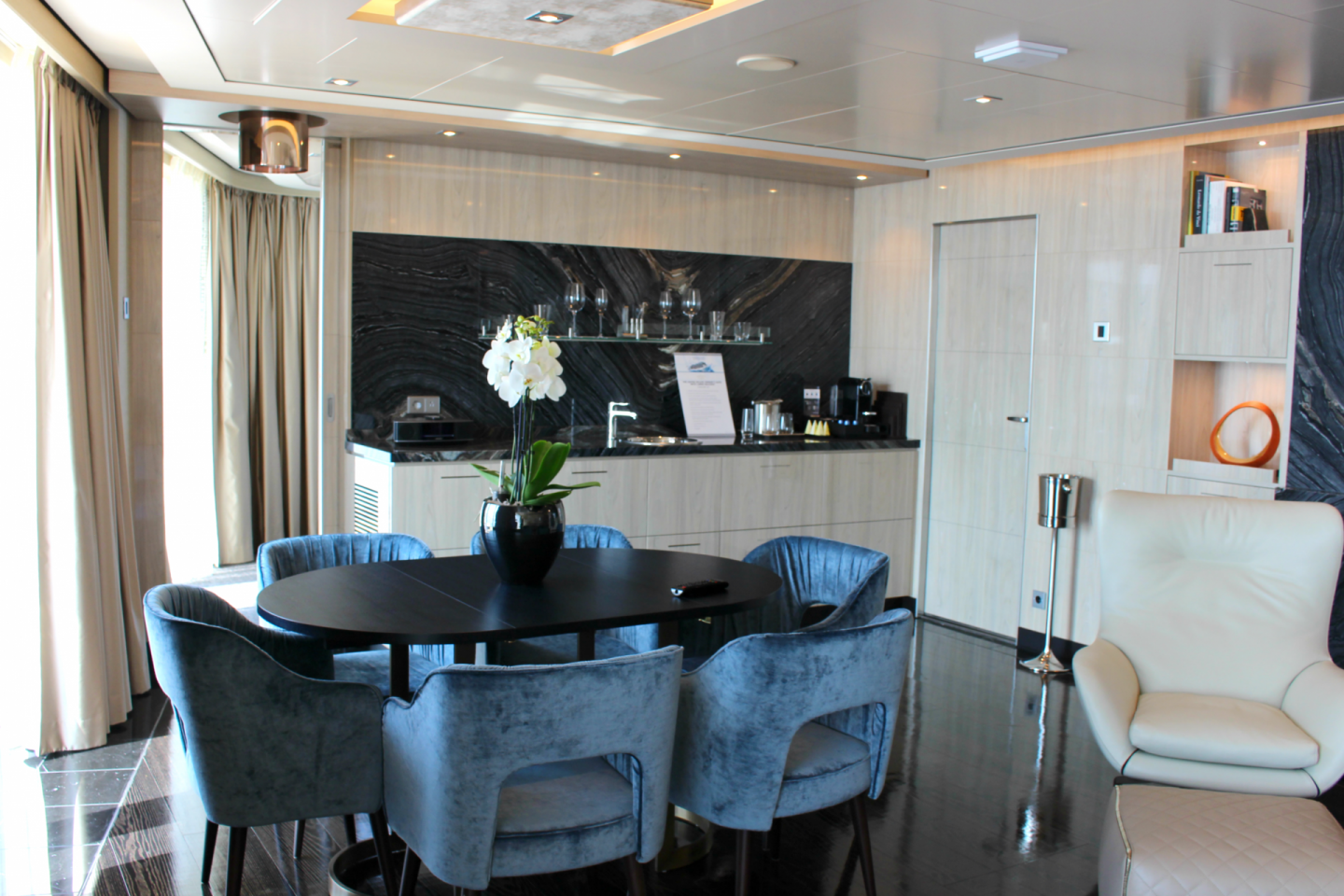 Norwegian Bliss Haven Owners Suite