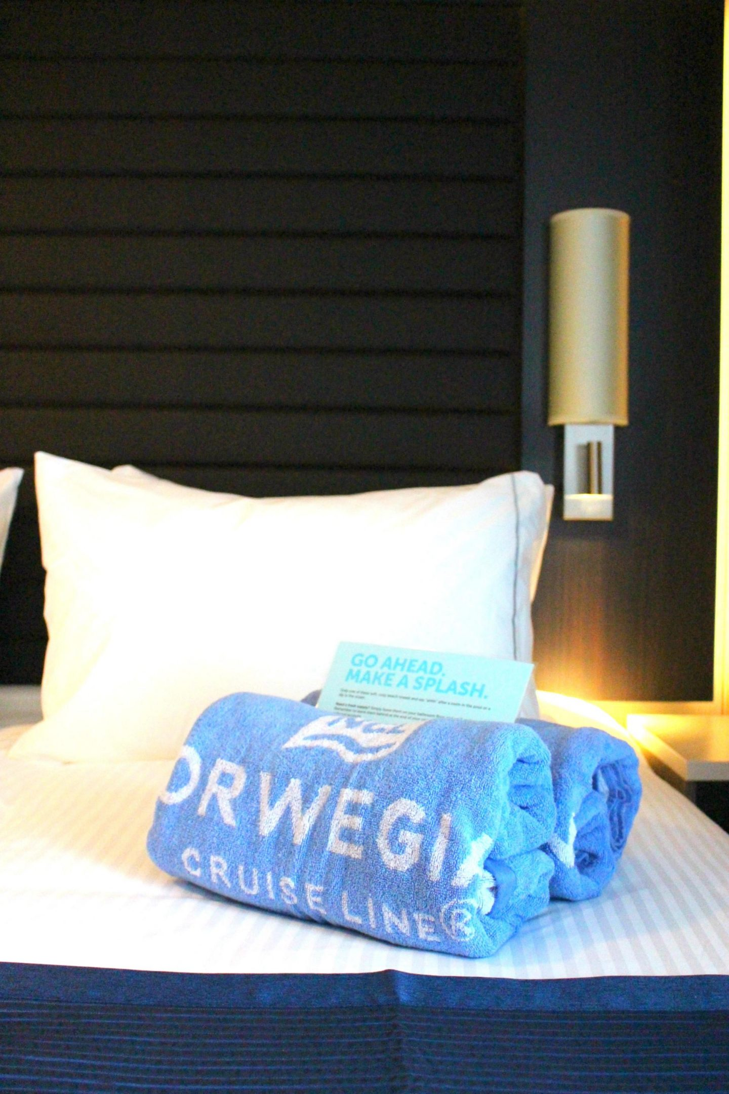 Norwegian Bliss Junior Suite