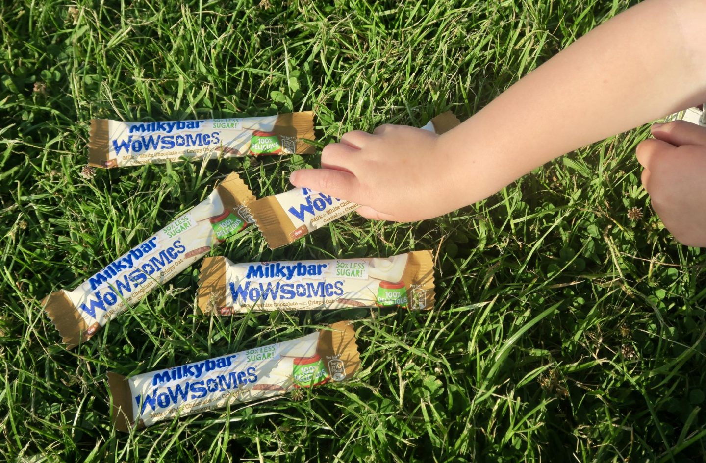 Making Most Of The 'Why Not' Moments With Milkybar®