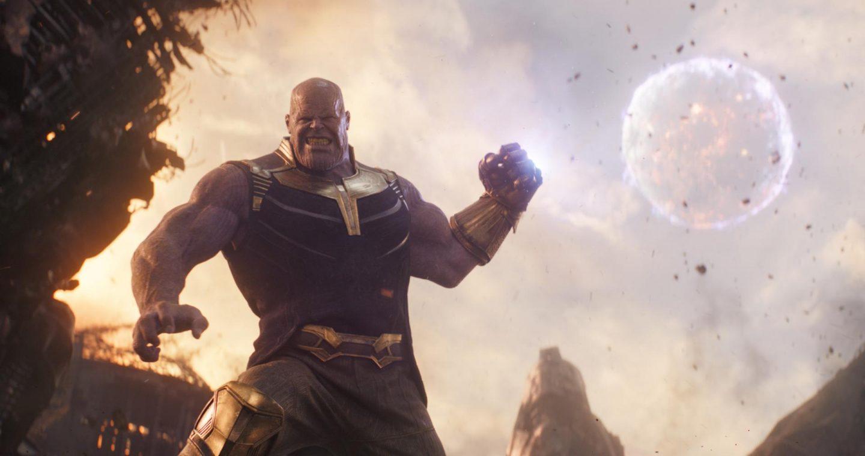 WIN – Avengers: Infinity War on Blu-Ray
