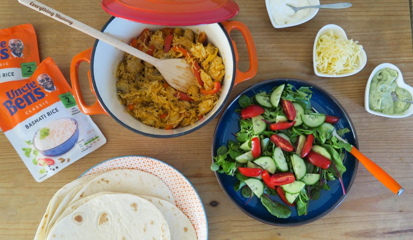 Dinner Brings Us Closer With Uncle Bens |AD|
