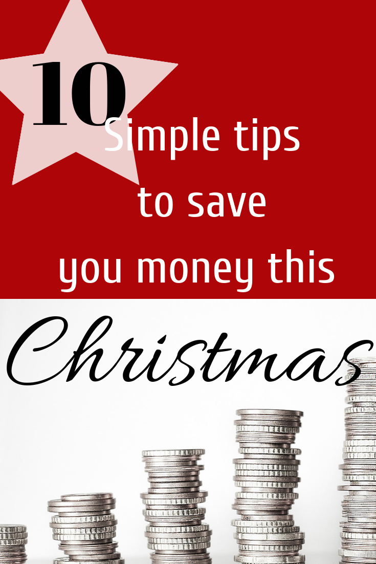 10 simple tips to save you money this Christmas