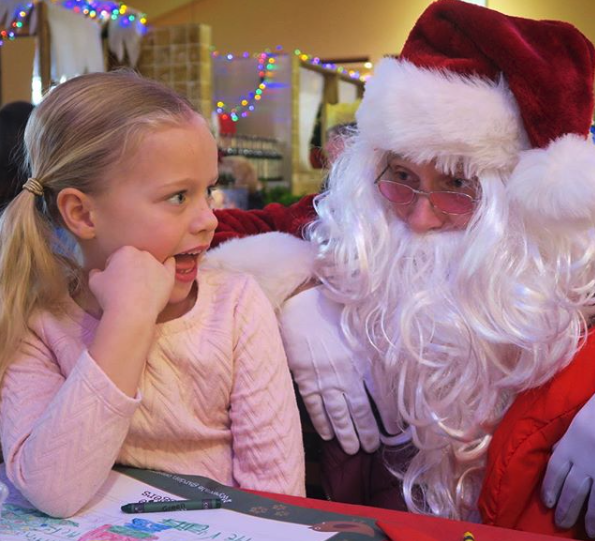Best places to Visit Santa in Dorset