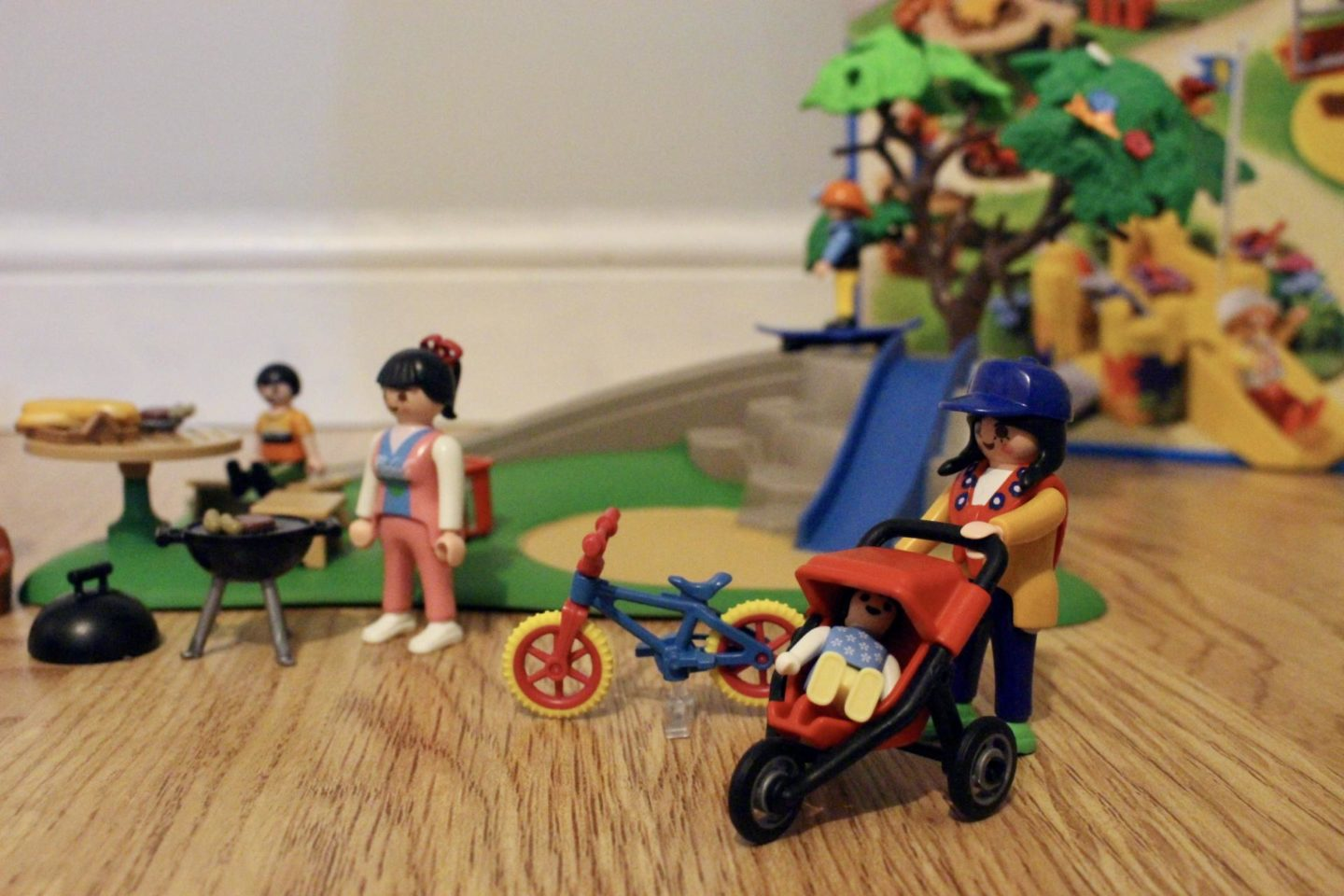 Playmobil City Life Playground Play set |Review|