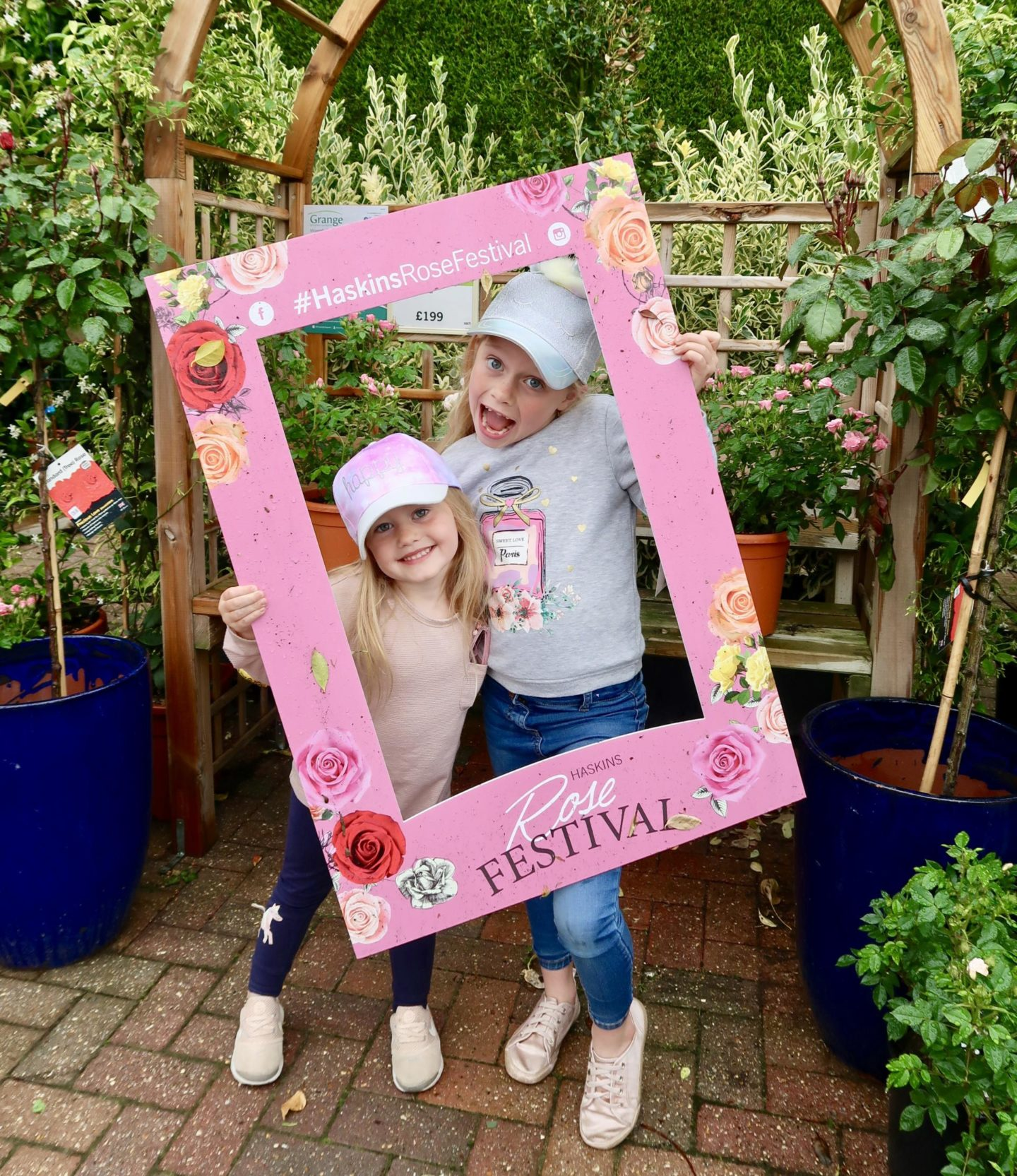 Haskins Rose Festival