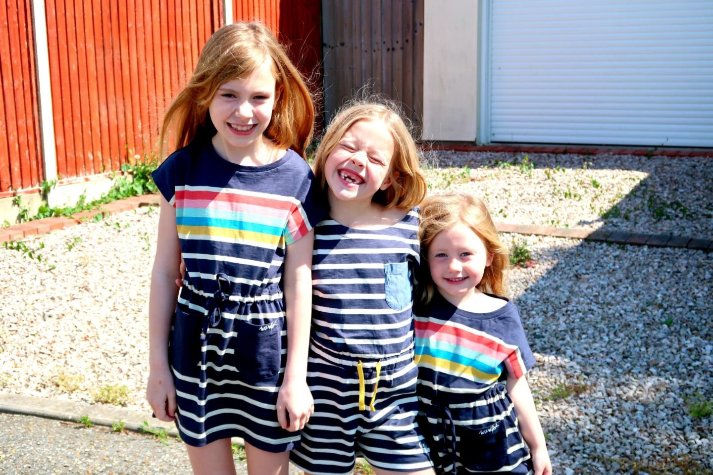 What My Daughters Wore |Weird Fish|