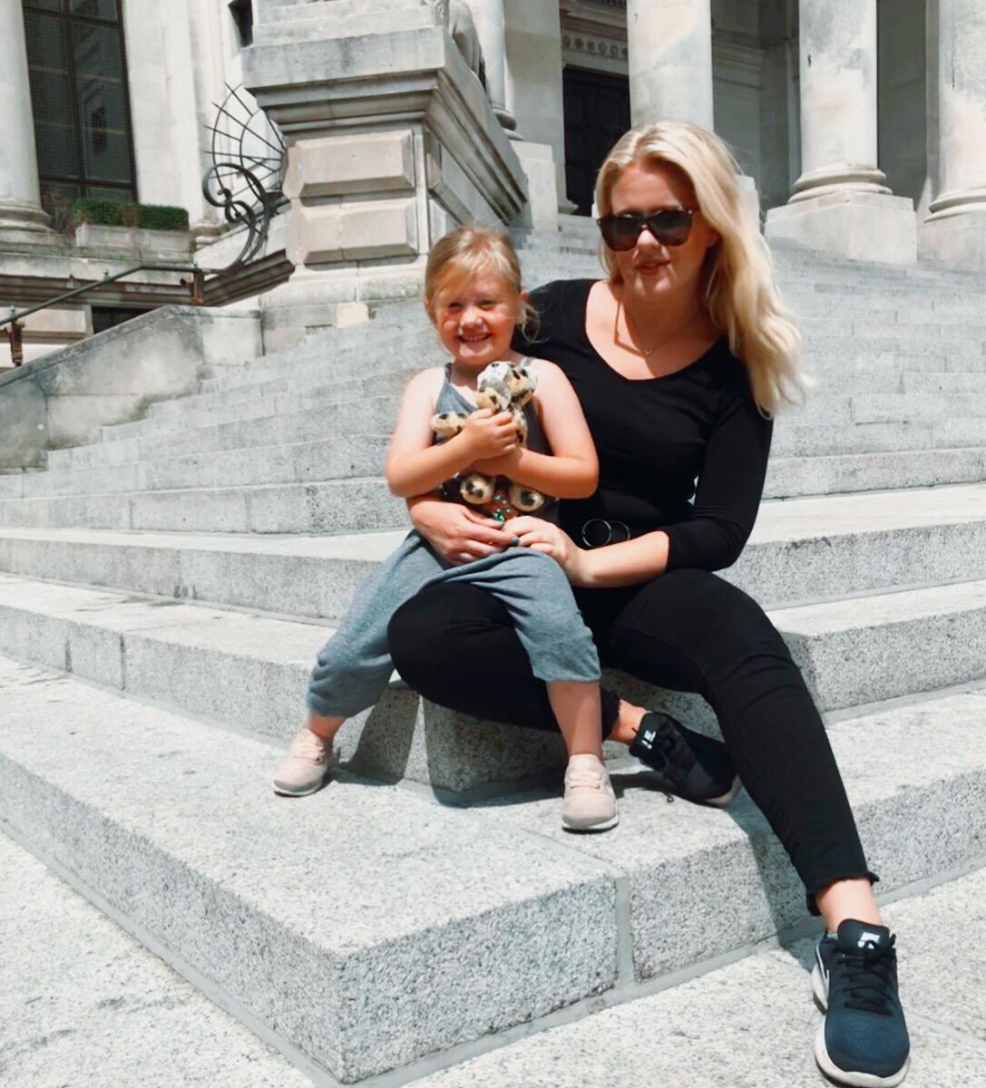 A year of being a working mum..