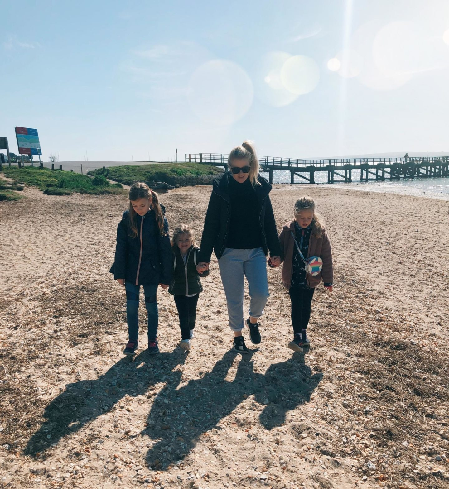 Creating a routine in isolation with three children