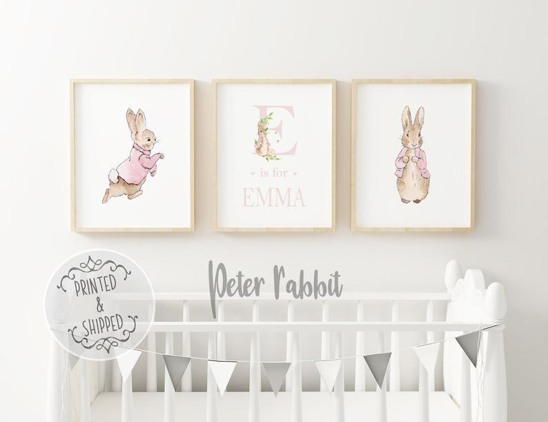 Nursery Decor Plans