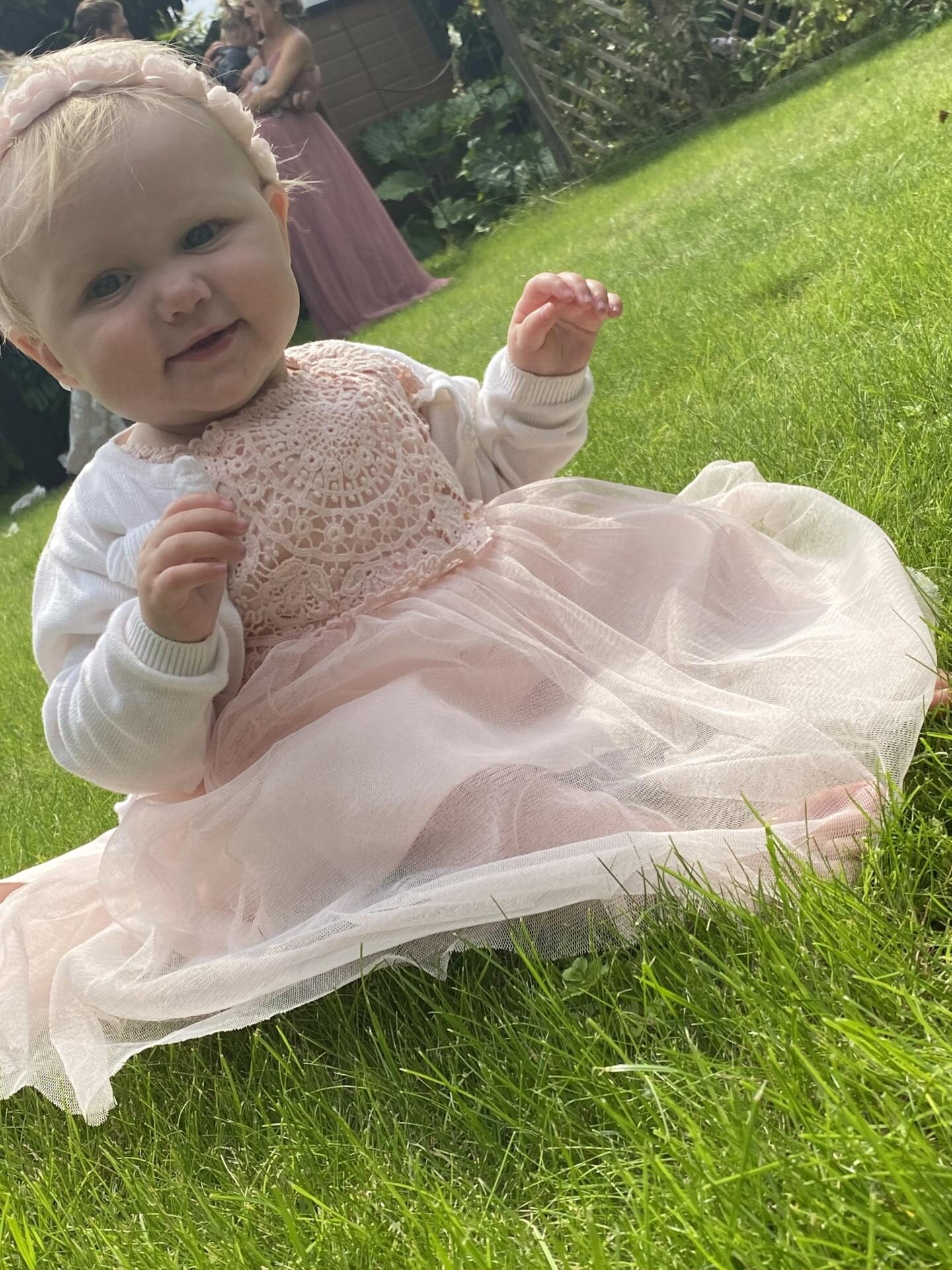 Elsie at 10 Months – She's On The Move