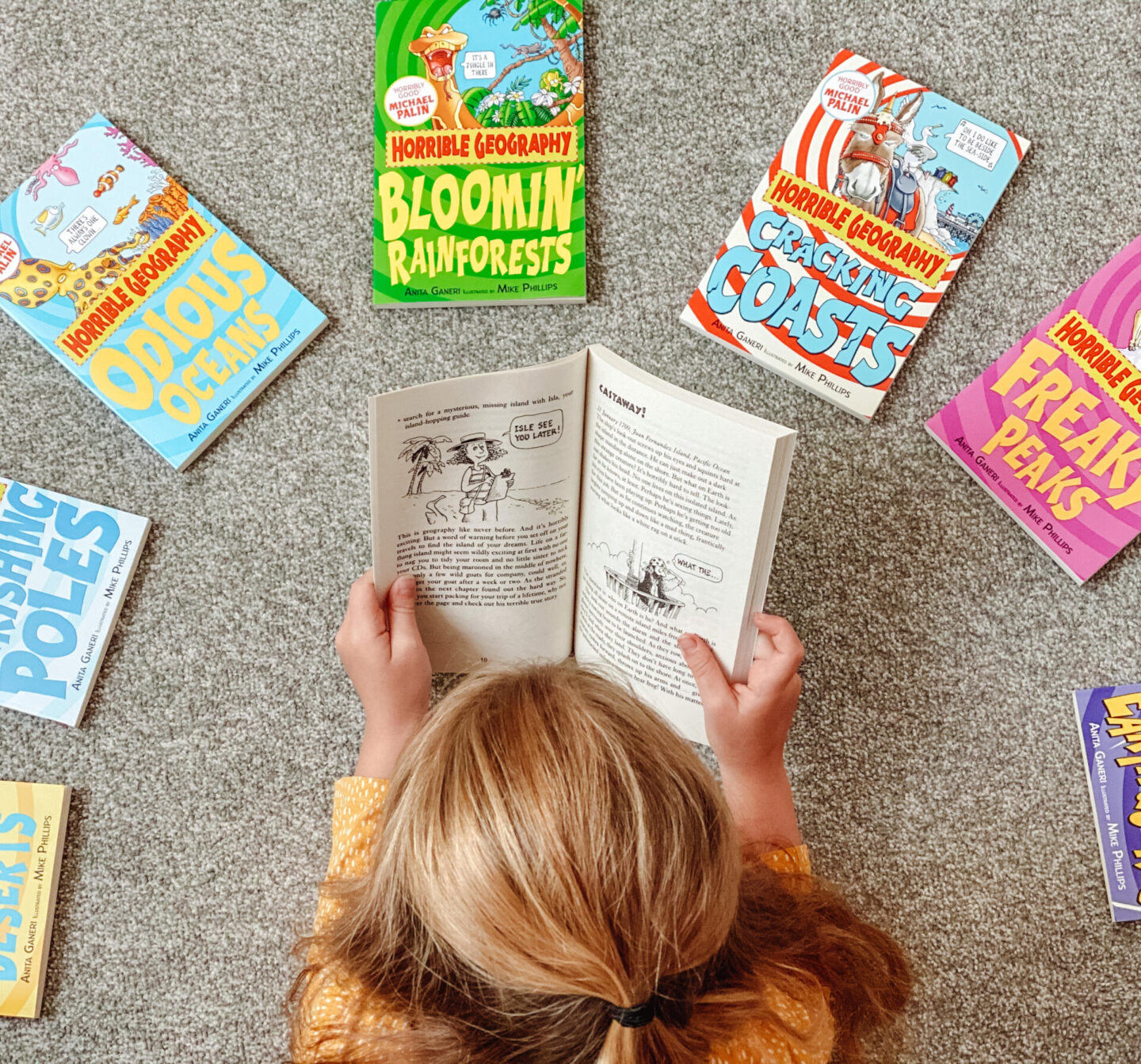How to encourage your children to read more