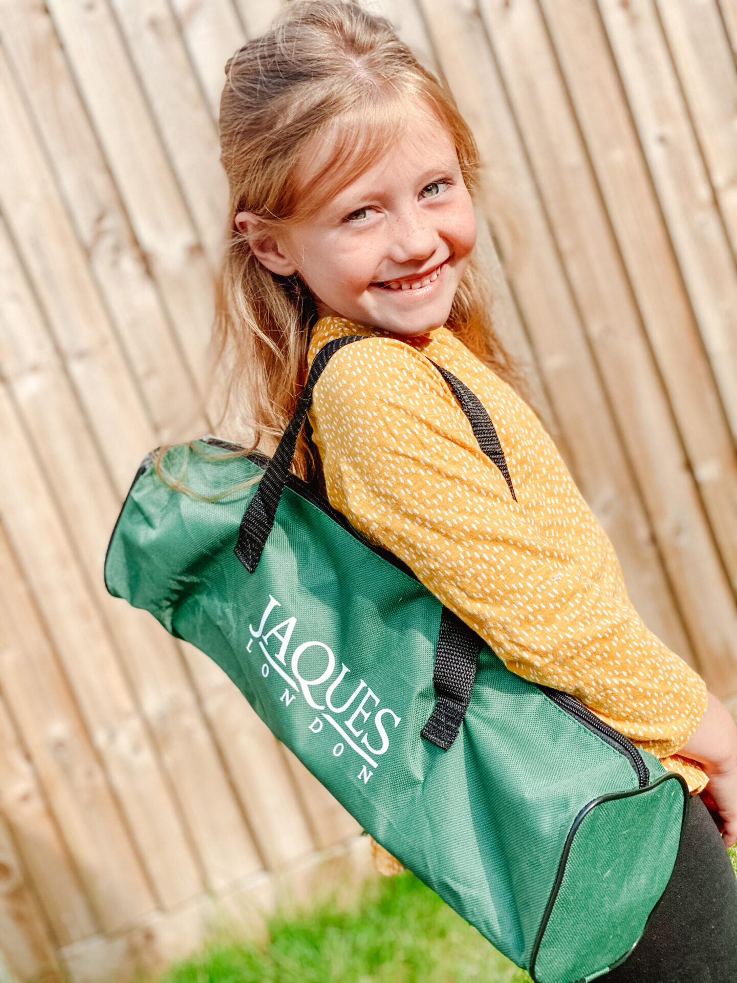 Summer is not over yet with Jaques of London outdoor games
